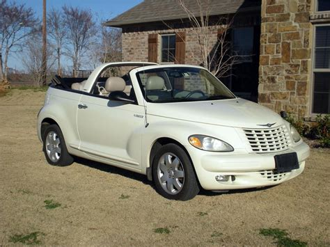 how to learn about cars 2005 chrysler pt cruiser electronic toll collection 2005 chrysler pt cruiser convertible 125294