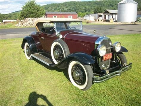 buick roadster for sale 1931 buick 64 roadster for sale in ashbury new jersey