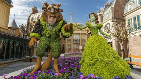2017 Epcot International Flower And Garden Festival Topiaries Flower And Garden Festival