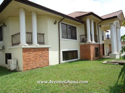 six bedroom house for rent 6 bedroom house with swimming pool for rent in east legon