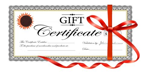 Gift Template by 18 Gift Certificate Templates Excel Pdf Formats