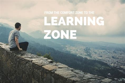 comfort zone blog from the comfort zone to the learning zone panash