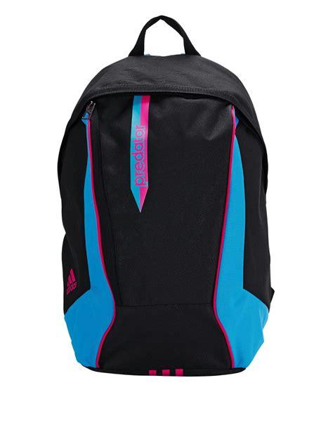 adidas backpack adidas predator backpack in black for men lyst