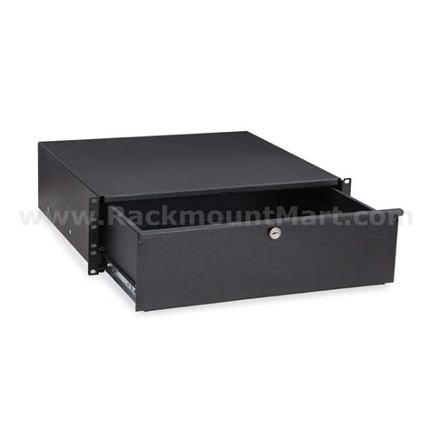 rack mount drawer slides 3u rack mountable drawer part ra3201 3u sku sy 1922