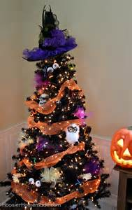 Halloween And Christmas Decorations Halloween Tree Hoosier Homemade