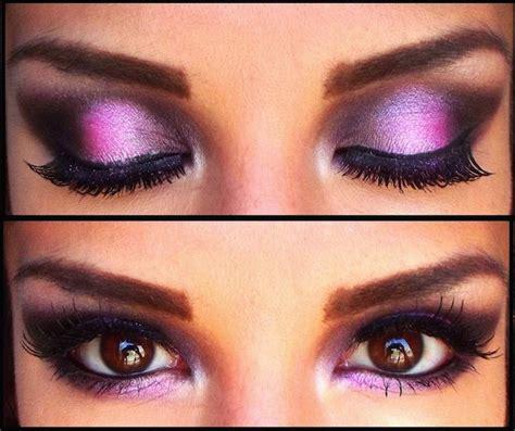 imagenes de ojos pintados con sombras destacar los ojos con maquillaje archives mujer chic