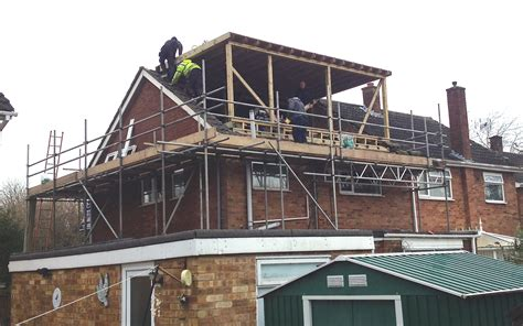 Dormer Roof Cost Skylofts Loft Conversion In Farnborough Hshire