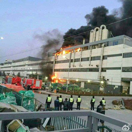 apple zhengzhou foxconn primary iphone manufacturing plant goes up in flames