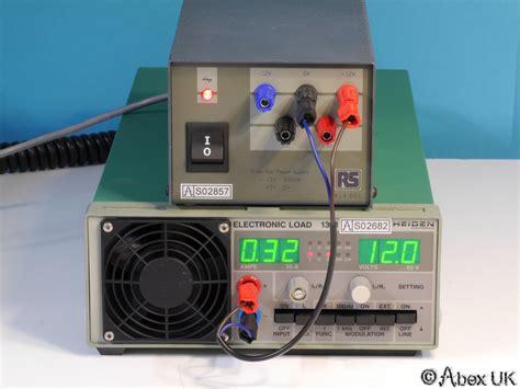 12v bench power supply rs 814 001 triple linear bench power supply 5v 2a 12v