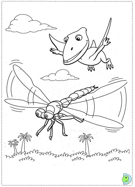 coloring pages dinosaur train gallery for gt dinosaur train shiny coloring