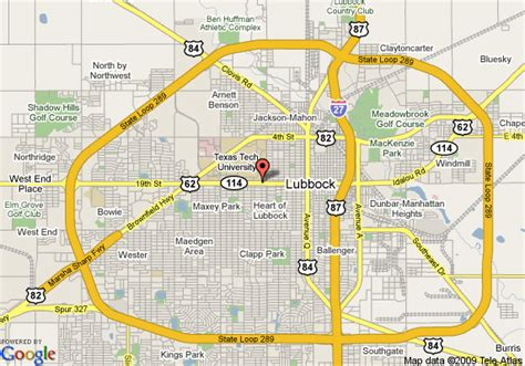 map lubbock texas map of hawthorn suites ltd lubbock lubbock