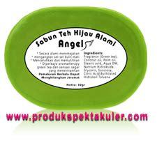 Fleecy Green Tea Herbal Menghilangkan Jerawat Secara Alami warna warni kosmetik sabun teh hujau alami