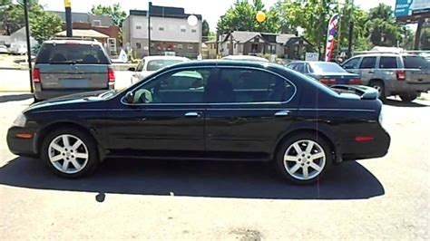 2002 nissan maxima for sale sold 2002 nissan maxima gle 102k for sale