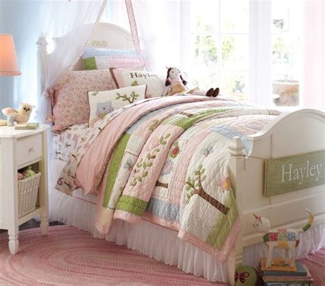 Hayley Quilted Bedding Pottery Barn Kids Interior Hayley Nursery Bedding Set