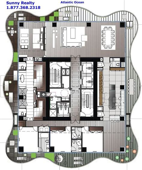 luxury penthouse floor plan penthouses for sale floor plans click here to view