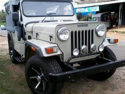 kerala jeep mahindra jeep modified in kerala pixshark com