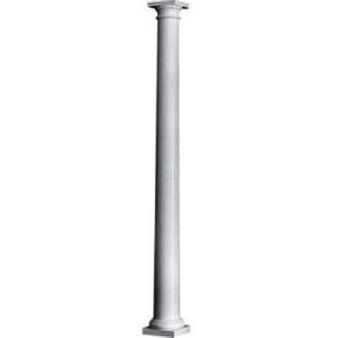 Home Depot Columns Hb G 8 In X 8 Ft Colonial Fluted Column 966207 The
