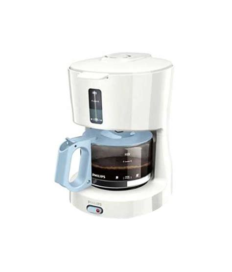 philips 6 cups hd7450 coffee maker white price in india