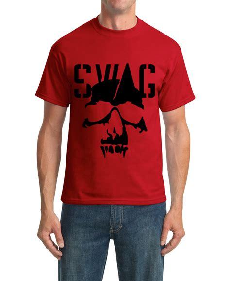 Tshirt Swag 2 swag skull t shirt fallback tshirts
