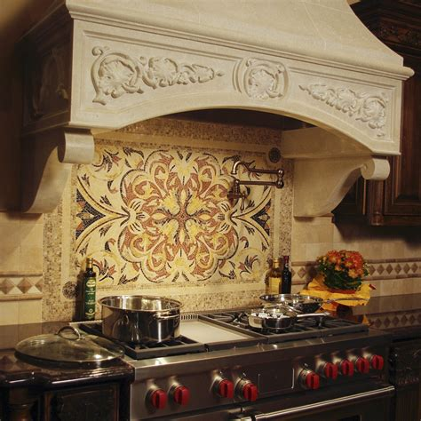 Mosaic Kitchen Backsplash White Glass Mosaic Backsplash Decosee
