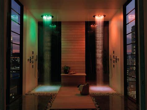 Bathroom Partitions Norfolk Flat Light Rgb Cromotherapy 2 Sprays Bossini