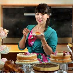 rachel khoo unveils patisserie where everything is baked using steam daily mail online