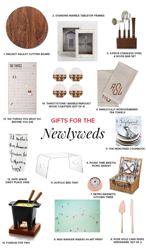 newlyweds gifts holiday gift guide 2017 wedding gifts for the newlyweds