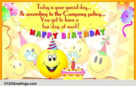 Happy Birthday Wishes Coworker Happy Birthday Co Worker Quotes