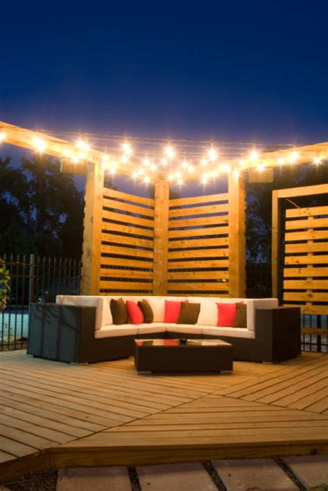 privacy screen twinkle light canopy outdoor