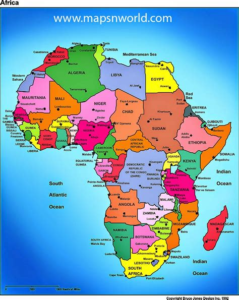 map of africa with countries labeled r 243 żne europe and africa with luke eurofrica