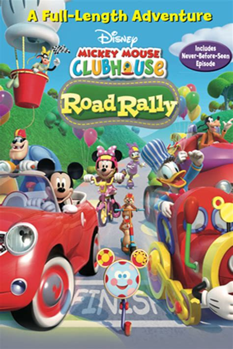 Mickey Mouse Clubhouse Road Rally by Mickey Mouse Clubhouse Road Rally Disney