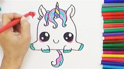 How To Draw A Unicorn Draw So