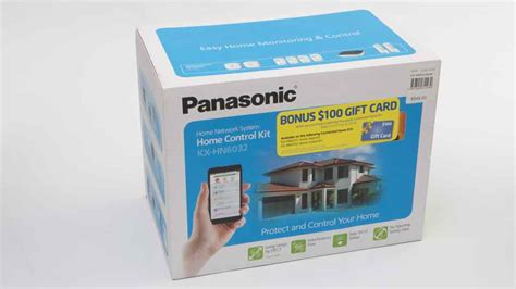 panasonic home kit kx hn6032 home automation