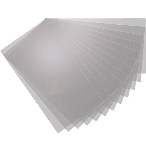Plastic Covers by 12 Pack Universal Basket And Bin Clear Plastic Label Covers