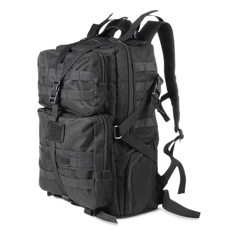 Tas Ransel Tactical Outdoor Backpack 45 Assault Bag Best Quality 45l tactical assault pack backpack army molle waterproof bug out bag rucksack for
