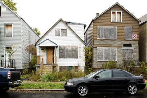 chicago houses abandoned homes in chicago revitalize or raze them