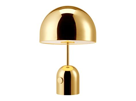 tom dixon table buy the tom dixon bell table l brass at nest co uk