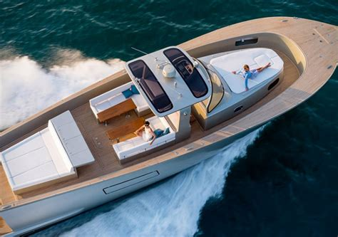 small luxury fishing boats small and stylish allen 55 yacht american luxury