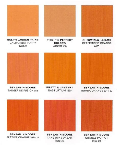 shades of bright orange best 25 orange walls ideas on pinterest orange rooms