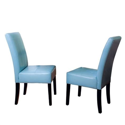 teal dining chairs trent home anthony dining chairs in teal blue set of 2