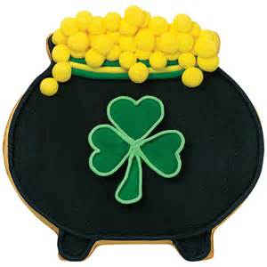 How To Use Decorating Tips And Bags Pot Of Gold Cookie Wilton