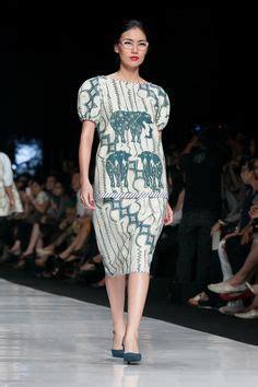 Dress Joana Kombinasi jakarta fashion week 2014 edward hutabarat the actual