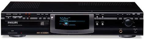 format audio vieux lecteur cd photo philips cdr 770 philips cdr 770 lecteur cd graveur