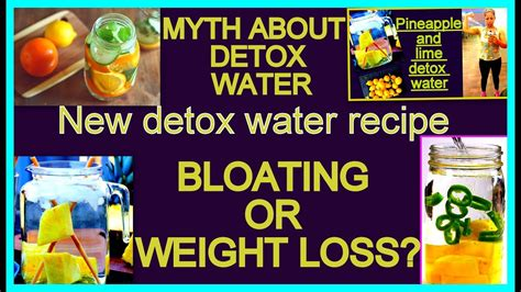 Pineapple Detox Water For Weight Loss by Detox Water आस न स वज न घट य Pineapple क स थ
