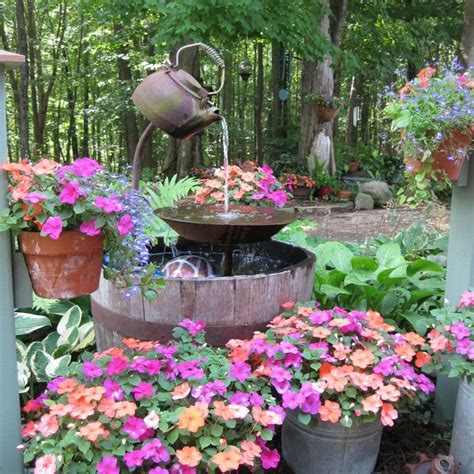 15 Water Feature Ideas For A Blissed Out Garden Bridgman Garden Features Ideas