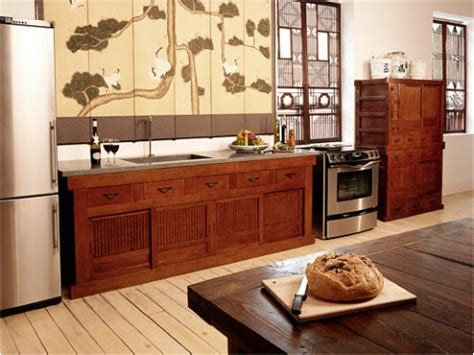 japanese style kitchen cabinets asian style kitchen ideas room design inspirations