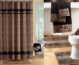amazon com fabulous black brown jungle animal leopard shower curtains 187 cheetah print shower curtains