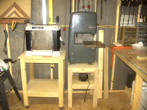 Choice Portable Band Saw Stand Plans Bert Jay