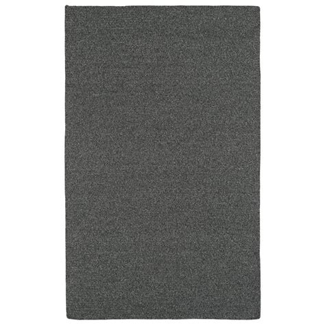 2 X 3 Outdoor Rug Kaleen Charcoal 2 Ft X 3 Ft Indoor Outdoor Area Rug 3020 38 2x3 The Home Depot