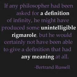 Quotes About Infinity Quotes About Infinite Quotesgram